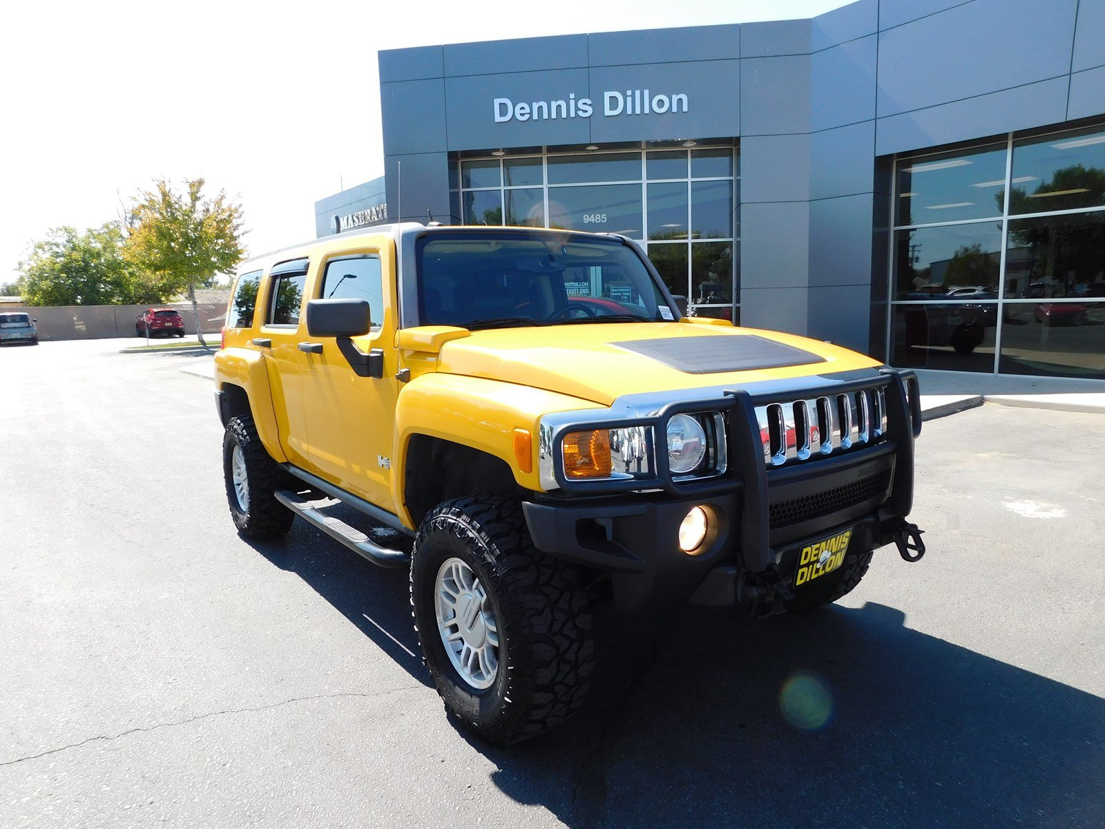Pre Owned 2006 HUMMER H3 Luxury Sport Utility in Boise M A