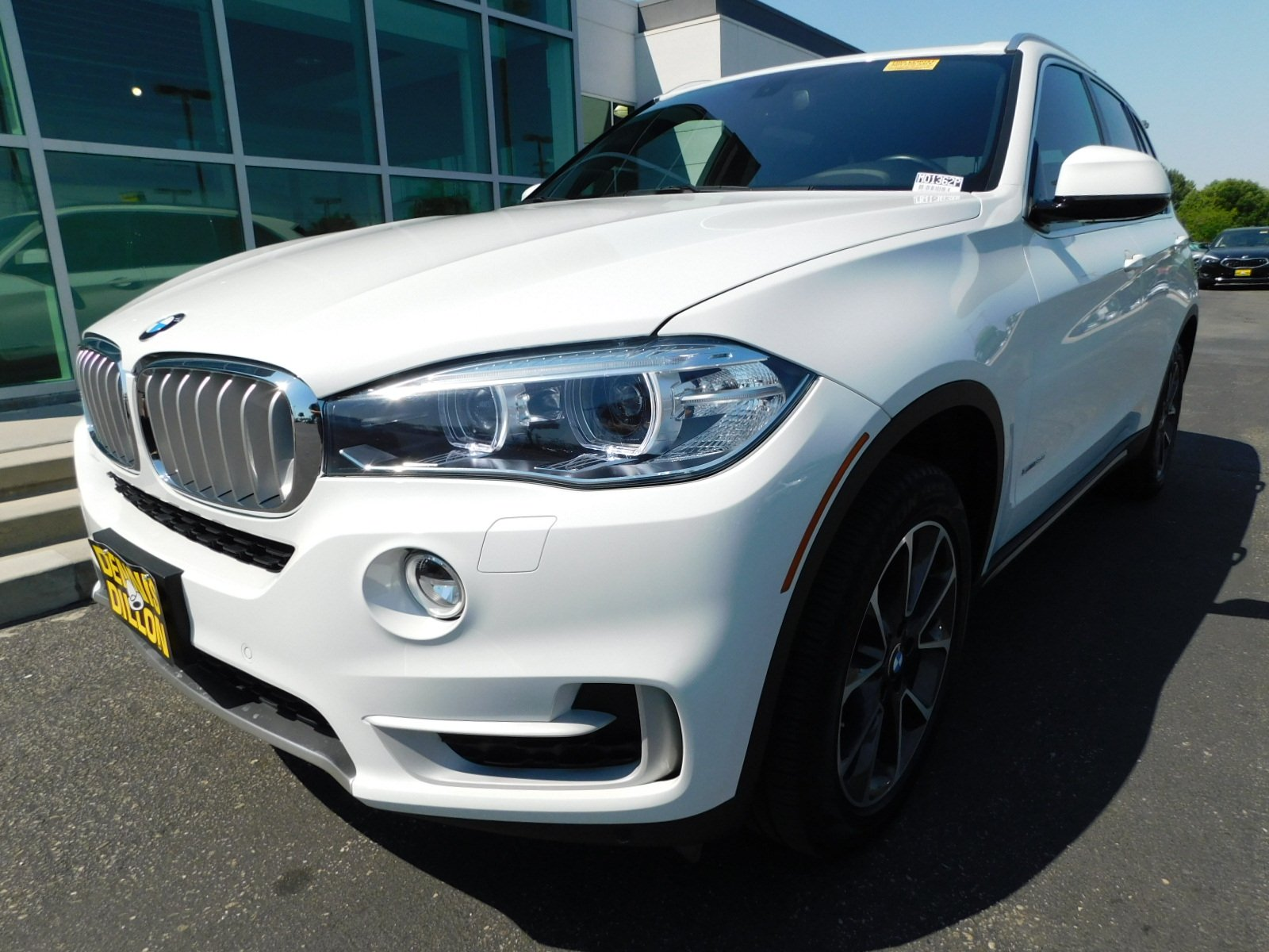 Pre Owned 2017 BMW X5 xDrive35i Sport Utility in Boise M P