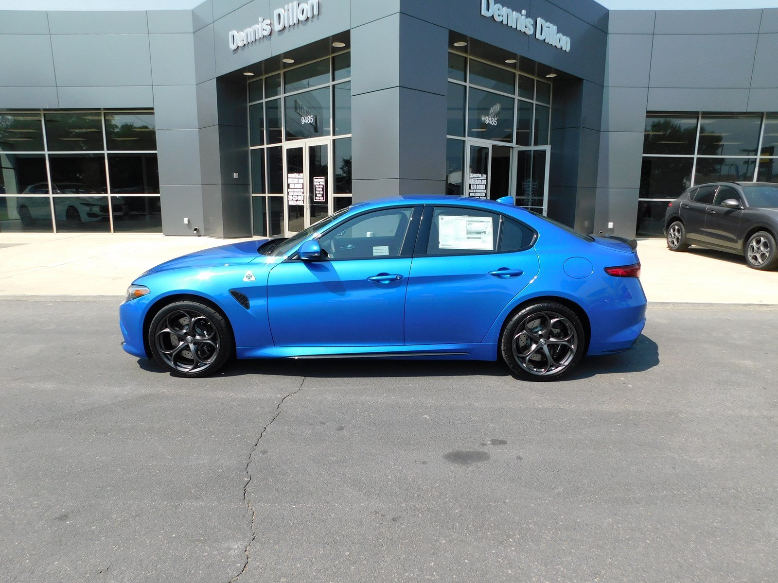 New 2018 Alfa Romeo Giulia Sedan in Boise F1J061