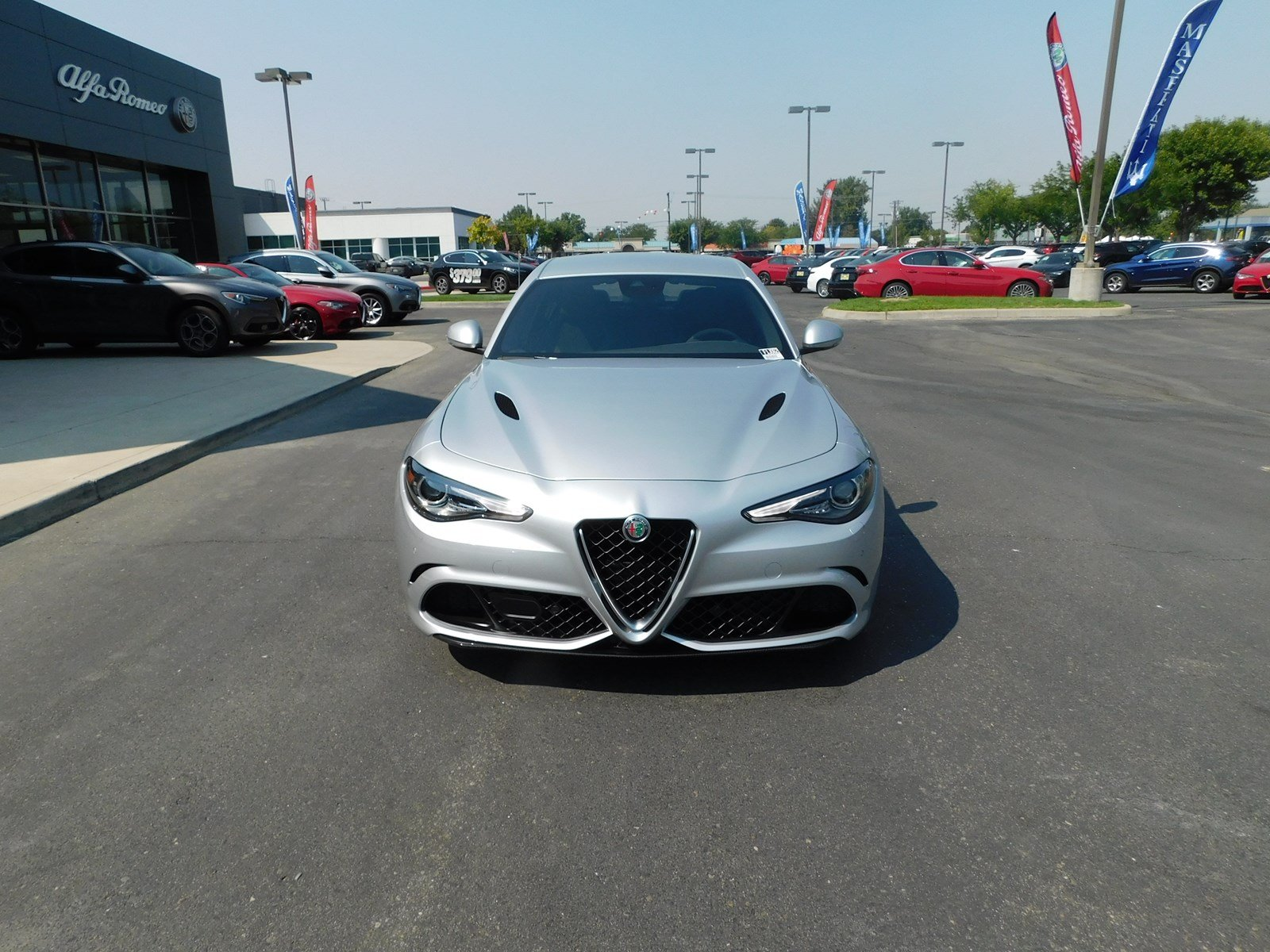 New 2018 Alfa Romeo Giulia Sedan in Boise F1J062