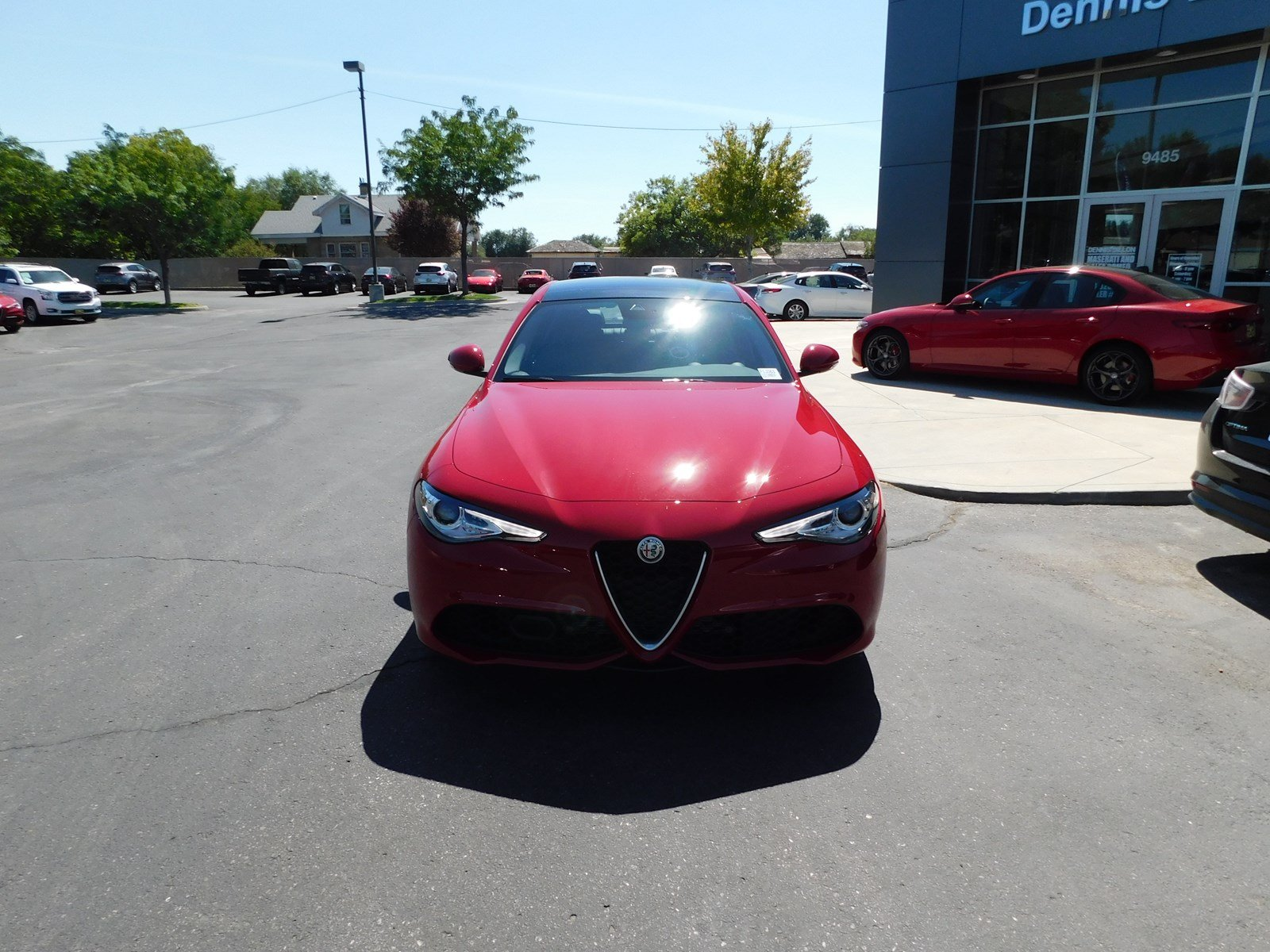 New 2018 Alfa Romeo Giulia Sedan in Boise F1J063