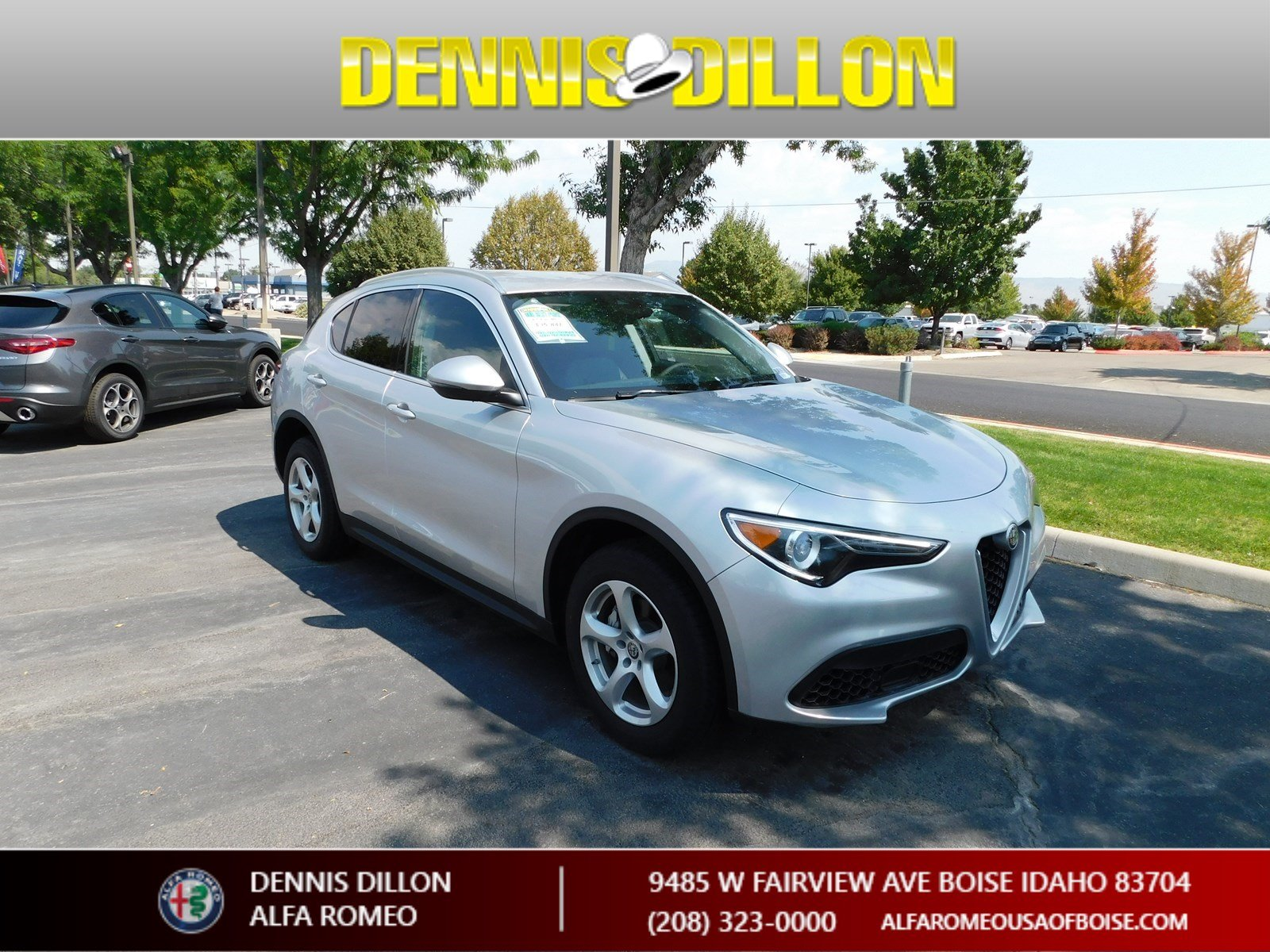 New 2018 Alfa Romeo Stelvio Sport Utility In Boise F1j013 Dennis 159 Workshop Manual Download